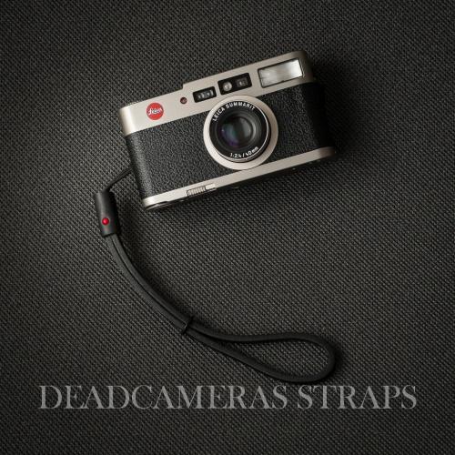 Deadcameras Nano Wrist Strap Leica CM-3