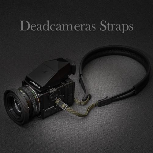 Deadcameras XL Strap Bronica ETRS-9