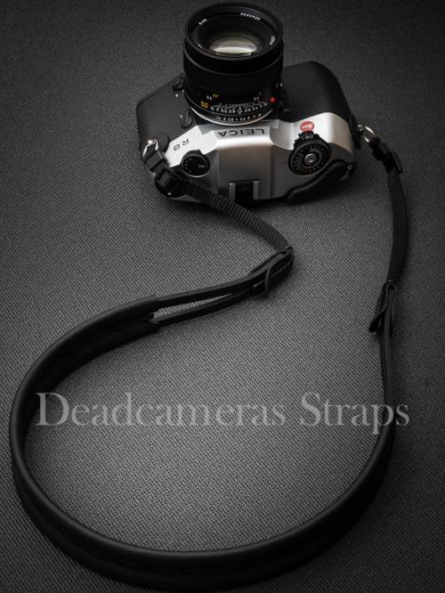 Deadcameras XL Strap Leica R8-32