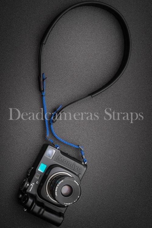 Deadcameras XL Strap Mamiya 7-29
