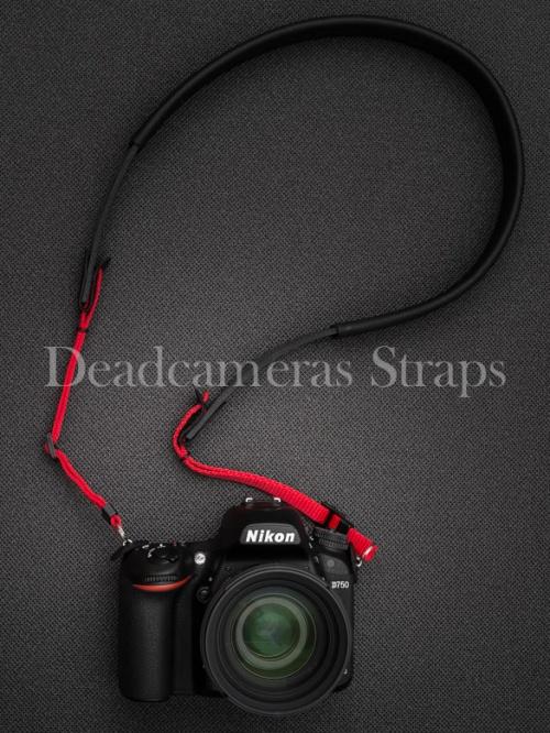 Deadcameras XL Strap Nikon D750-26