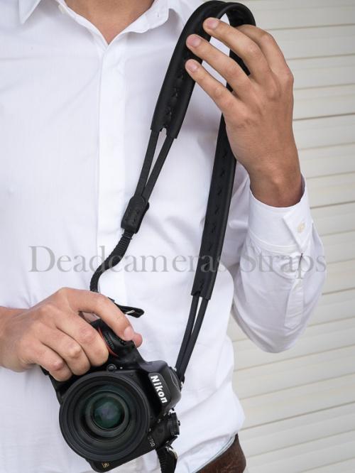 Deadcameras XL Strap Nikon D750-3