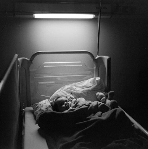 Violeta no hospital, Fuji GF670